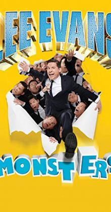 Lee Evans Monsters (2014)