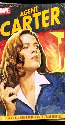 Marvel One shot Agent Carter (2013)