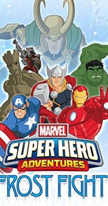 Marvel Super Hero Adventures Frost (2015)
