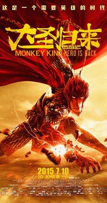 Monkey King Hero is Back (2015)