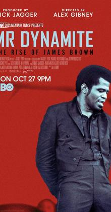 Mr Dynamite The Rise of James Brown (2014)