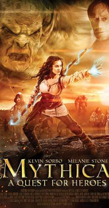 Mythica A Quest For Heroes (2014)