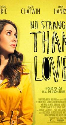No Stranger Than Love (2015)
