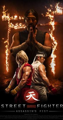 Street Fighter Assassins Fist (2014)