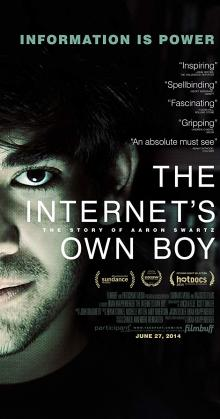 The Internets Own Boy The Story of Aaron Swartz (2015)