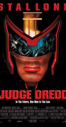 Judgg Dredd (1995)