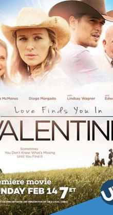 Love Finds You in Valentine (2016)