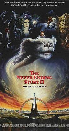 The Neverending Story 2 The Next Chapter (1990)