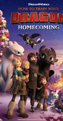 How to Train Your Dragon Homecoming (2019)