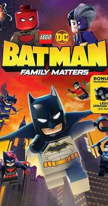 LEGO DC Batman - Family Matters (2019)