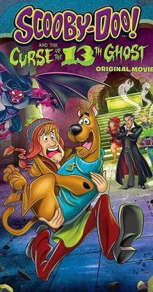 Scooby Doo! and the Curse of the 13th Ghost (2019)