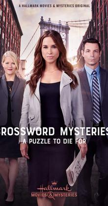 The Crossword Mysteries A Puzzle to Die For (2019)