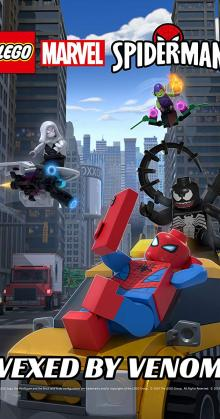 Lego Marvel Spider-Man Vexed by Venom (2019)