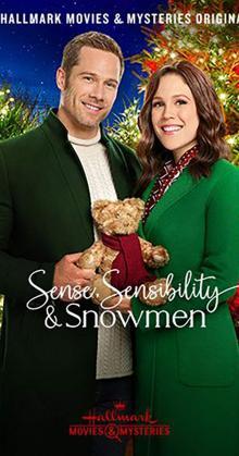 Sense, Sensibility and Snowmen (2019)