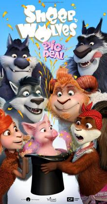 Sheep and Wolves 2 Pig Deal (2019)