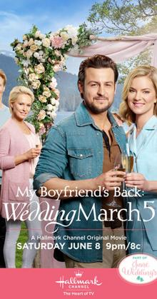 Wedding March 5 My Boyfriend's Back (2019)