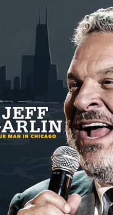 Jeff Garlin Our Man in Chicago (2019)