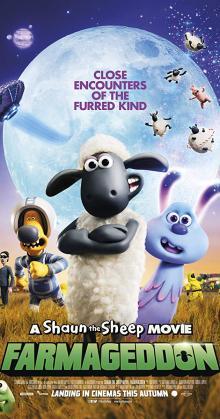 A Shaun the Sheep Movie Farmageddon (2019)