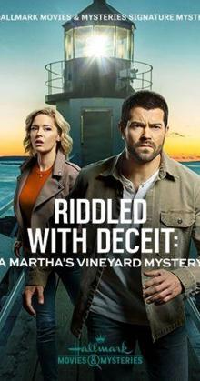 Riddled With Deceit A Marthas Vineyard Mystery (2020)
