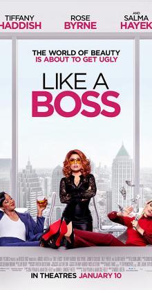 Like A Boss-(2020)