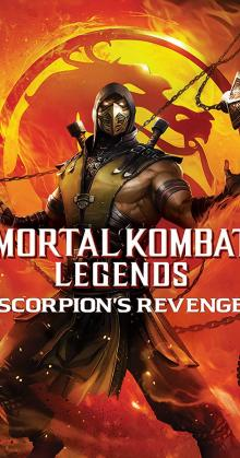 Mortal Kombat Legends Scorpions Revenge (2020)