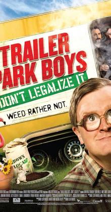 Trailer Park Boys Dont Legalize It (2014)