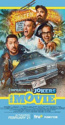 Impractical Jokers The Movie-(2020)