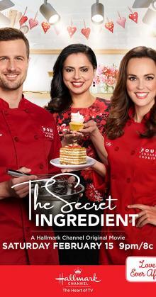 The Secret Ingredient-(2020)