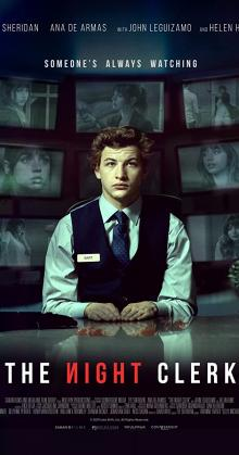 The Night Clerk-(2020)