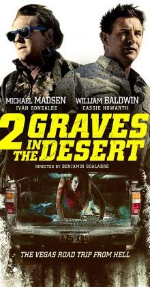 2 Graves in the Desert-(2020)