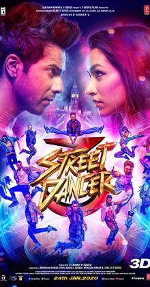 Street Dancer 3D-(2020)