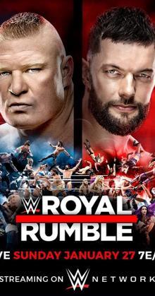 WWE Royal Rumble (2020)