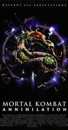 Mortal Kombat Annihilation (1997)
