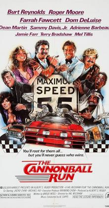 The Cannonball Run 2 (1984)