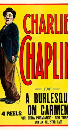 Charlie Chaplins Burlesque on Carmen (1915)