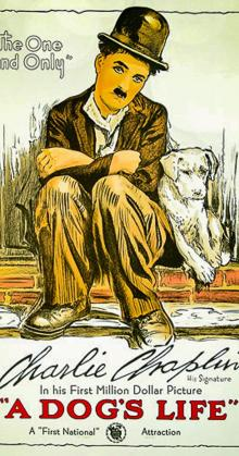 A Dogs Life (1918)