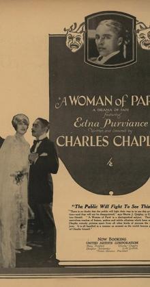 A Woman Of Paris (1923)
