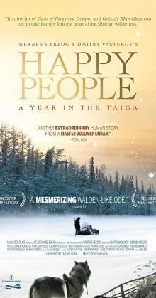 Happy People A Year In TheTaiga (2010)