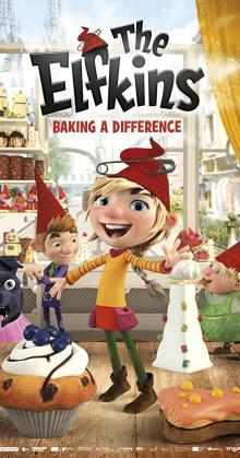 The Elfkins Baking a Difference (2019)