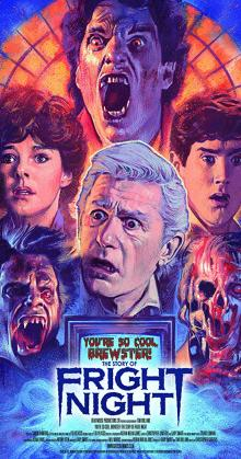 Youre So Cool Brewster The Story of Fright Night (2016)
