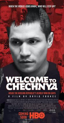 Welcome to Chechnya (2020)