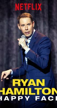 Ryan Hamilton Happy Face (2017)