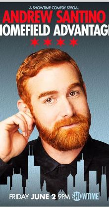 andrew santino home field advantage (2017)