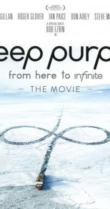 deep purple from here to infinite (2017)