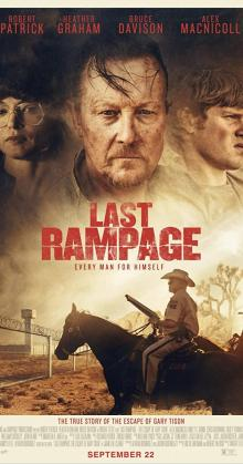 last rampage the escape of gary tison (2017)