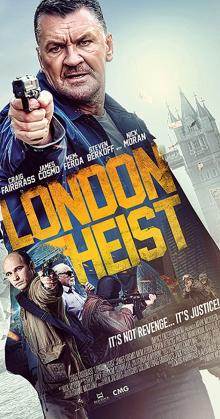 London Heist Gunned Down (2017)