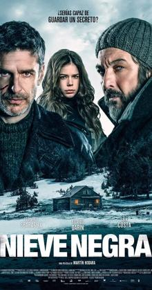 Black Snow Nieve Negra (2017)