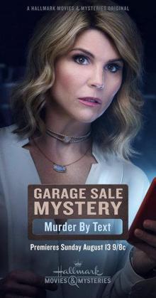 Garage Sale Mystery Murder by Text (2017)
