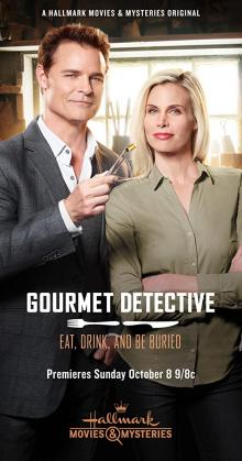 Eat Drink Be Buried A Gourmet Detective Mystery (2017)