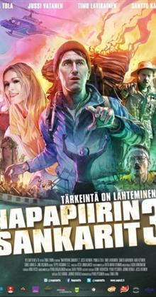 Lapland Odyssey 3 Napapiirin sankarit 3 (2017)